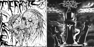 Social Chaos / Terror Firmer split  ep