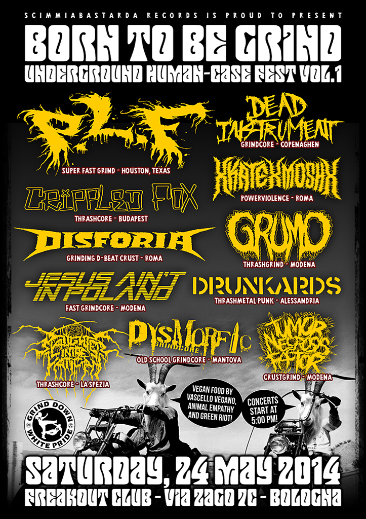 BORN TO BE GRIND FEST